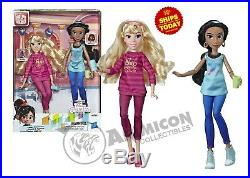 Disney Ralph Breaks The Internet COMFY PRINCESSES 2 PK 14 MOVIE DOLLS Doll LOT 7