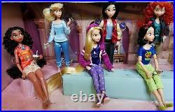 Disney Ralph Breaks the Internet Comfy Princess Doll Set DEBOXED