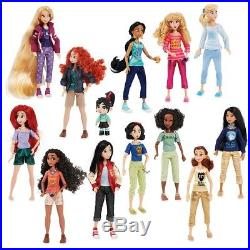 Disney Ralph Breaks the Internet Doll Set Vanellope with Princesses