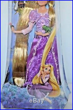 Disney Rapunzel Tangled First Edition 2010 Doll Extra LongTinsel/Glitter Hair