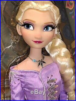 Disney SAKS Limited Edition 17 Princess Doll ELSA from FROZEN COA of 480