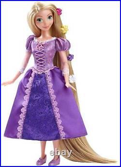 Disney Signature Collection Classic Rapunzel Doll Cdn83 2014 New
