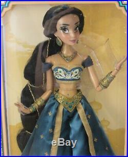 Disney Store 17 Limited Edition 1/5000 Princess Jasmine Doll 2015