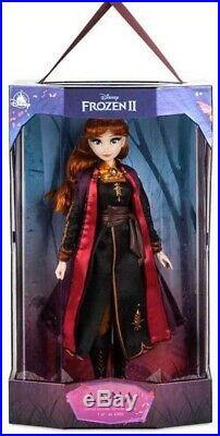 Disney Store 2019 November Frozen 2 ANNA 17 Limited Edition Doll Preorder