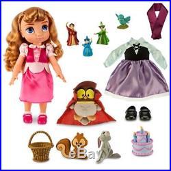 Disney Store Aurora Doll Gift Set Animators' Collection Sleeping Beauty Princess