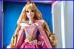 Disney Store Aurora Sleping Beauty Doll Limited Edition LE # 1269/5000 Princess