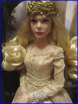 Disney Store Authentic Aurora Doll Maleficent Movie Collection Sleeping Beauty