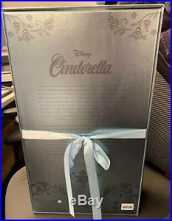 Disney Store Cinderella Doll Rag Peasant Dress Limited Edition 5200 Princess NIB