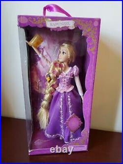 Disney Store Deluxe Light Up Singing Princess Doll Tangled Rapunzel 16