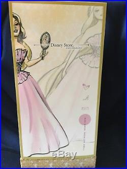 Disney Store Designer Doll Rapunzel Tangled New Limited Edition Princess 3002