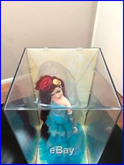 Disney Store Designer Princess ARIEL Doll Limited Edition le the little mermaid