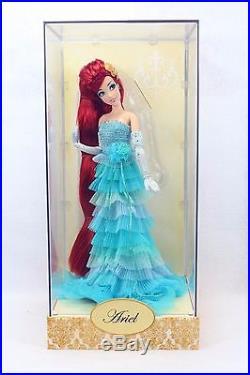 Disney Store Designer Princess Doll ARIEL LE 8000 Dolls