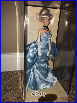 Disney Store Designer Princess Doll Cinderella Limited Edition