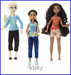 Disney Store Disney Princess Doll Set, Ralph Breaks the Internet Wreck it Ralph1