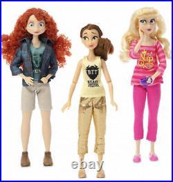 Disney Store Disney Princess Doll Set, Ralph Breaks the Internet Wreck it Ralph