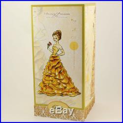 Disney Store Exclusive Disney Princess Belle Designer Collection Doll