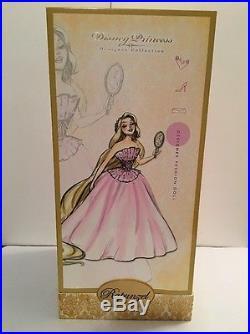 Disney Store Exclusive Le Princess Designer Collection Rapunzel Doll 2370/6000