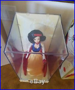 Disney Store Exclusive Princess Designer Snow White Doll Limited Edition