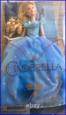 Disney Store Film Collection Cinderella Live Action Doll