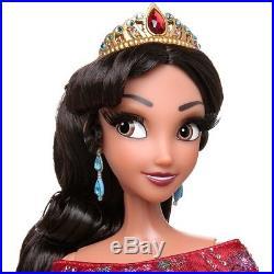 Disney Store LIMITED EDITION designer Doll Princess Elena of Avalor