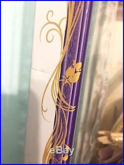Disney Store Limited Edition 17 LE Tangled Princess Rapunzel doll floor display