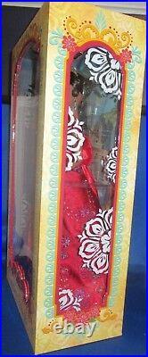 Disney Store Limited Edition Designer Princess Elena Of Avalor Collector Doll