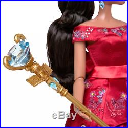 Disney Store Limited Edition Elena of Avalor Doll 17 Exclusive Princess