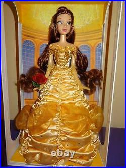 Disney Store Limited Edition Princess Belle 17 Doll