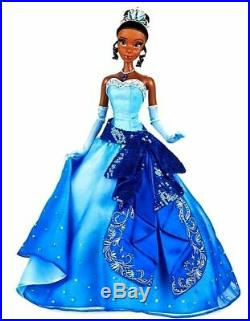 Disney Store Limited Edition Princess and the Frog Tiana Doll LE Presell
