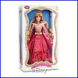 Disney Store Limited Edition Sleeping Beauty Princess Aurora Doll