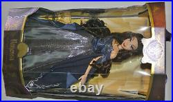 Disney Store Limited Edition Vanessa 17 Doll (Ursula) The Little Mermaid BNIB