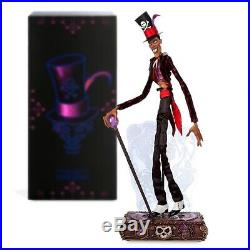 Disney Store Princess And The Frog Dr. Facilier Limited Edition Doll Le