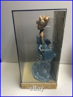 Disney Store Princess CINDERELLA Designer Fashion Doll Limited Edition 3187/8000