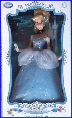 Disney Store Princess Cinderella 17 Limited Edition Doll LE 5000 Rare