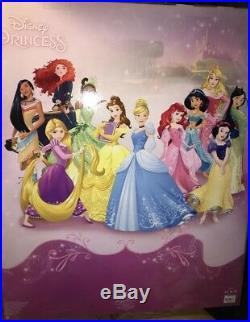 Disney Store Princess Doll Set