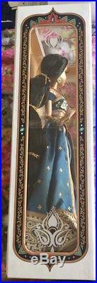 Disney Store Princess Jasmine 17 Limited Edition LE 5000 Doll Aladdin 2015