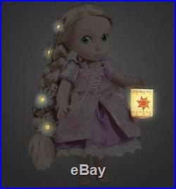 Disney Store Princess Rapunzel Special Edition Animator Doll Lantern Tangled