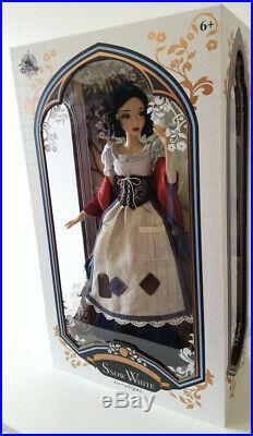 Disney Store Princess Snow White In Rags 17 Limited Edition Doll