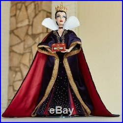 Disney Store Princess Snow White Limited Edition Evil Queen Exclusive 17 Doll