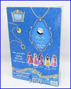 Disney Store Princess Snow White Singing Doll 2013 Mint Doll in Near Mint Box