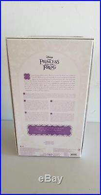 Disney Store Princess Tiana 17' Doll. Limited Edition
