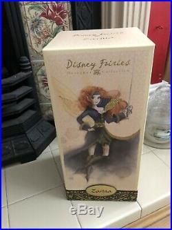 Disney Store Princess Zarina Designer Collection Limited Edition Doll Rare