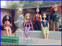 Disney Store Ralph Breaks the Internet Comfy Princess Doll Set NIB 2018