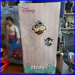 Disney Store Shop Once Upon A Wedding The Little Mermaid Ariel Doll Bride Rare