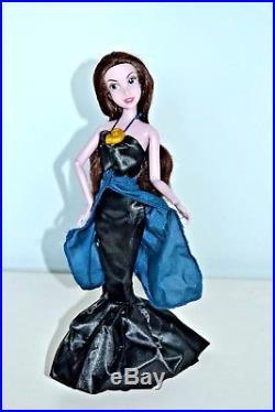Disney Store The Little Mermaid Vanessa (Ursula Sea Witch) Doll, Rare