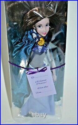 Disney Store The Little Mermaid Vanessa Ursula Sea Witch Villain Doll & Cape