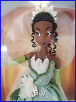 Disney Store Tiana Limited Edition Doll LE 5000 The Princess And The Frog 17
