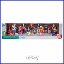 Disney Store Vanellope with Princesses from Ralph Breaks the Internet Doll Set