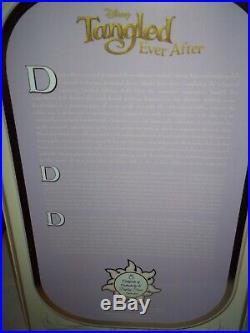 Disney Tangled Rapunzel Wedding Doll Ever After Doll Limited Edition 8000