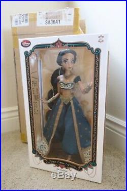 Disney Teal Jasmine Aladdin Princess 17 Limited Doll #4420